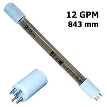 Сменная лампа для UV-12, 24, 36, 48, 60, 72