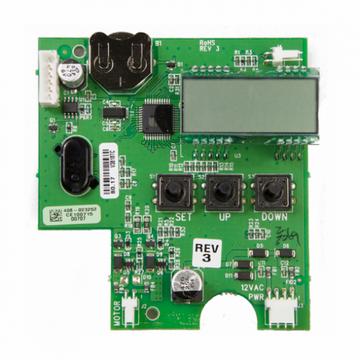 Плата Clack Corp. V3108ТС для 3 кнопочного клапана